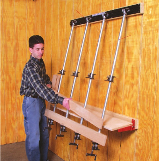 The Verticalclamp